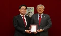 고려대 의무기획처장 박종웅·연구교학처장 오상철 교수 임명