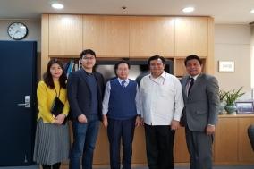 주한 인도네시아 대사, 대웅제약 본사 방문해 지속 투자에 감사 표시