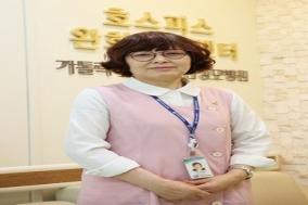 인천성모병원 이광숙 자원봉사자, 우수봉사자상 수상