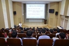 충북대병원 미니메드스쿨, 금천고 학생 대상 의학토크콘서트 진행