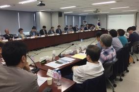 의료계 목소리 '하나로'…전문학회 의료계협의체 첫 회의