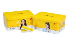 경남제약 레모나, 한정판 '아이린 스페셜 에디션' 약국 출시