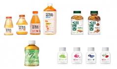 줄어든 탄산음료 시장에 비탄산 '건강음료'가 채운다