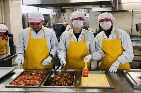 HACCP인증원, 오송종합사회복지관서 자원봉사활동 진행