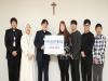 인천 해안성당 주일학교 교사회, 인천성모병원에 기부금 전달