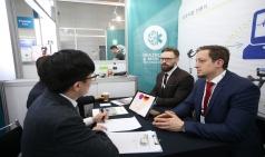'EU 헬스케어 및 의료기술 전시상담회' 개막