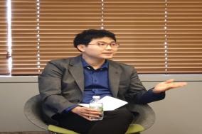 """""""'직원의 성장'이 우선되는 회사로 이끌어 갈 것"""""""