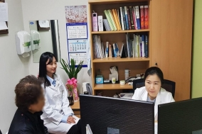 부산 대동병원, 부산의대 쉐도잉 실습 진행