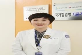 인천성모병원 김여주 간호사, 인천시 표창장 수상