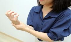 손가락이 저릿저릿 '손목터널증후군'
