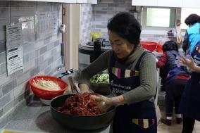 차케어스 봉사단체 차프렌즈, '사랑의 이웃돕기' 봉사활동 실시