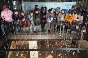 올림푸스한국, 암 환우들의 '희망여행 결과전시회' 개최