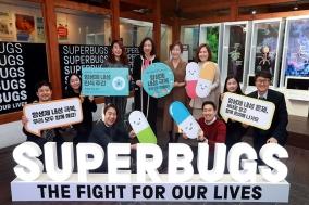 한국화이자제약, 항생제 내성 문제 대중 인식 제고에 앞장