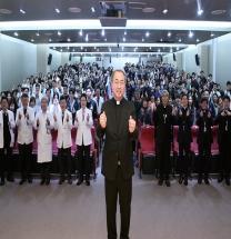 인천성모병원, 손희송 주교 초청 영성강의 개최