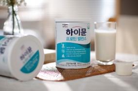 일동후디스 '하이뮨 프로틴 밸런스', 홈쇼핑 론칭 첫 방송 완판