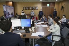 카자흐스탄, 서울의료원 코로나19 대응 노하우 전수받아