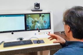 고대의료원, 경기국제2생활치료센터 본격 진료 돌입