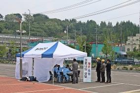 인천의료원, 코로나19 감염 예방 위해 현장 찾아 검사 진행