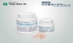 명문제약, 소화불량 치료제 '모프롤에스알정 15㎎' 출시