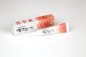 동아제약, 고함량 여드름 치료제 '애크논 크림' 출시