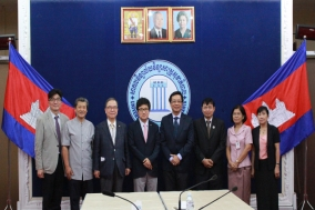 순천향대, 캄보디아 국립의과대학과 업무협약 체결