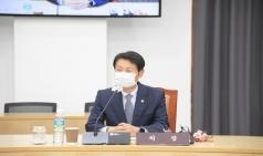 """김강립 식약처장 """"코로나19 극복에 모든 역량 집중"""""""