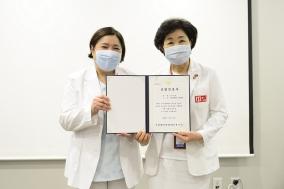 H+양지병원 이지연 간호사, 서울시간호사회 모범간호사상 수상