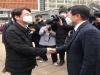 의협 재난의료지원 활동에 국민의당 안철수 대표 참여