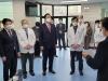 의협, 코로나19 전담병원 '남양주 현대병원' 격려 방문