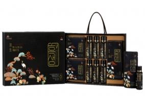 현대약품, 명절 선물용 '흑생절편혼합세트' 출시