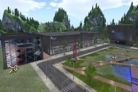 바이오젠, 3D 가상현실 의학정보 플랫폼 '바이오씬' 공개