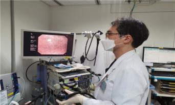 위점막 100배 관찰 확대내시경으로 위암 실시간 진단