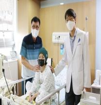 분당 차여성병원 환자 보호자, 제1회 부인암 수기 공모전서 대상 수상
