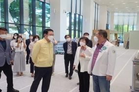 인천나은병원, 송도 포스코글로벌 생활치료센터 운영